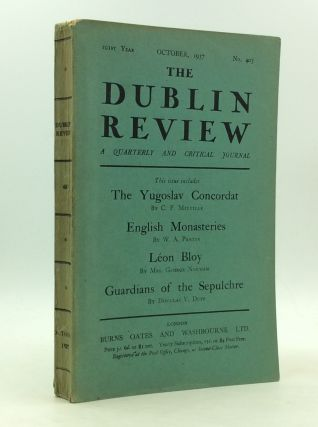 THE DUBLIN REVIEW October-December 1937