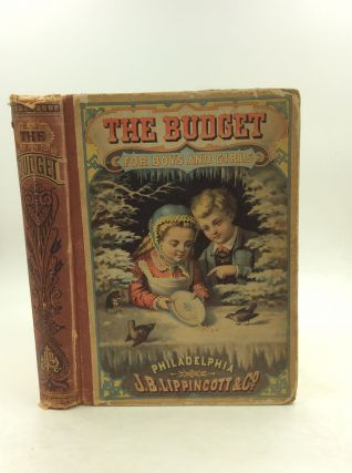 THE BUDGET, A Picture and Story Book for Boys and Girls. Uncle Herbert