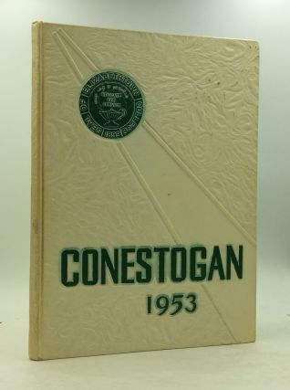 1953 ELIZABETHTOWN COLLEGE YEARBOOK. Elizabethtown College