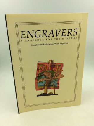 ENGRAVERS: A Handbook for the Nineties. intro Simon Brett
