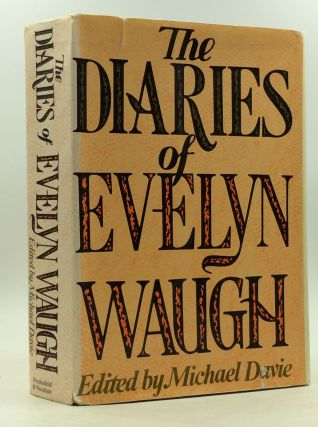 THE DIARIES OF EVELYN WAUGH. Evelyn Waugh