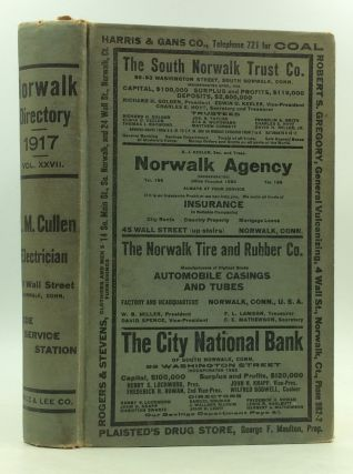 NORWALK DIRECTORY 1917