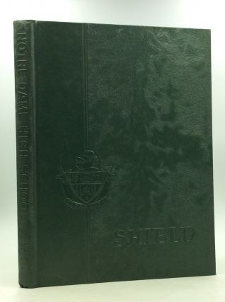 1960 NOTRE DAME HIGH SCHOOL YEARBOOK. Notre Dame High School.