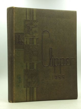 1955 NEW LONDON HIGH SCHOOL YEARBOOK. New London High School.
