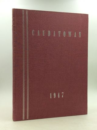 1947 RIDGEFIELD HIGH SCHOOL YEARBOOK. Ridgefield High School.