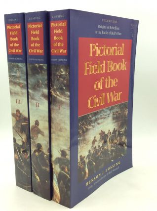 PICTORIAL FIELD BOOK OF THE CIVIL WAR: Journey's Through the Battlefields in the Wake of...