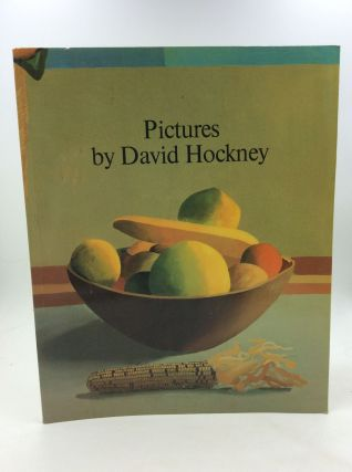 PICTURES BY DAVID HOCKNEY. ed Nikos Stangos