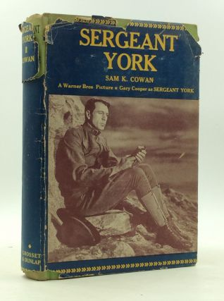 SERGEANT YORK AND HIS PEOPLE. Sam K. Cowan