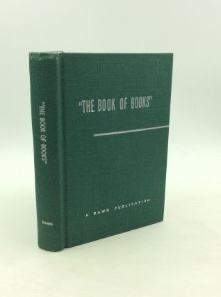 """THE BOOK OF BOOKS"""
