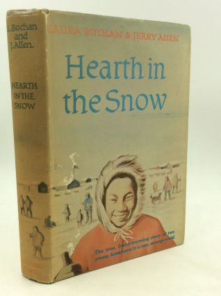 HEARTH IN THE SNOW. Laura Buchan, Jerry Allen