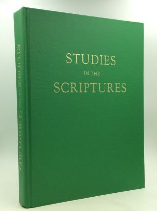 STUDIES IN THE SCRIPTURES