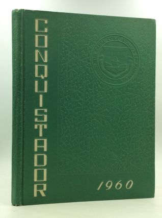 1960 CANAL ZONE JUNIOR COLLEGE YEARBOOK. Canal Zone Junior College