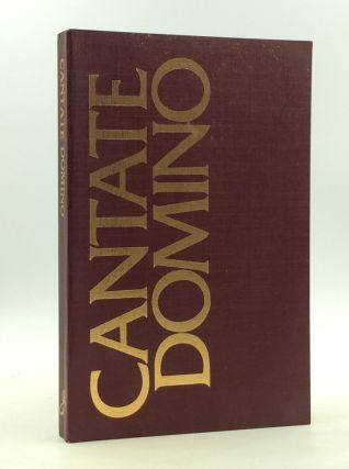 CANTATE DOMINO: Hymnal Supplement G-2264. Episcopal Diocese of Chicago Bishop's Advisory...