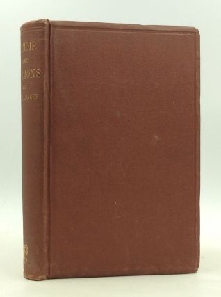 SERMONS OF THE REV. FRANCIS A. BAKER, Priest of the Congregation of St. Paul. With a Memoir of...