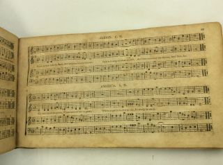 THE MISSOURI HARMONY, or a Choice Collection of Psalm Tunes, Hymns and Anthems, Selected from the Most Eminent Authors, and Well Adapted to All Christian Churches, Singing Schools, and Private Societies; Together with an Introduction to Grounds of Music, the Rudiments of Music, and Plain Rules for Beginners.