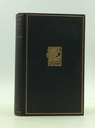 ALEXANDER HENRY'S TRAVELS AND ADVENTURES in the Years 1760-1776. Alexander Henry, ed Milo Milton...