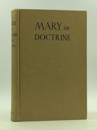 MARY IN DOCTRINE. Emil Neubert