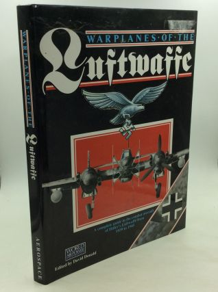 WARPLANES OF THE LUFTWAFFE. David Donald