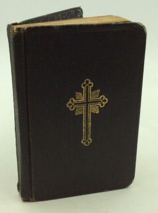 MANUAL OF THE PURGATORIAN SOCIETY. Containing Spiritual Reading and Prayers for Every Day of the...