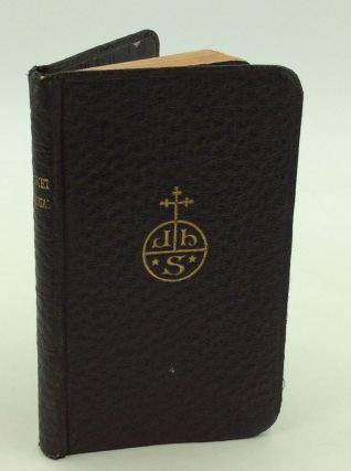 CATHOLIC'S POCKET MANUAL Compiled from Approved Sources