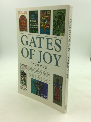 GATES OF JOY. Rabbi Chaim Stern, Rabbi Donna Berman