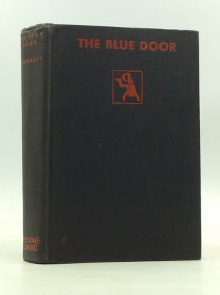 THE BLUE DOOR. Vincent Starrett
