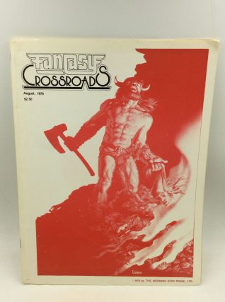 FANTASY CROSSROADS: August 1976. ed Jonathan Bacon
