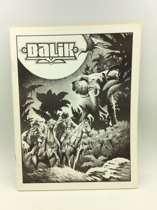 BALIK: February 1977 (Vol. 1, no. 2). Clifford W. Bird
