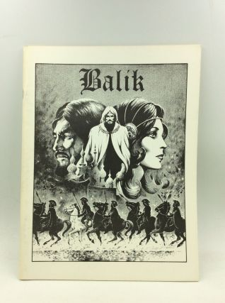 BALIK: June 1976 (Vol. 1, no. 1). Clifford W. Bird