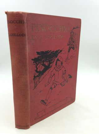 PINOCCHIO: The Story of a Puppet. C Collodi
