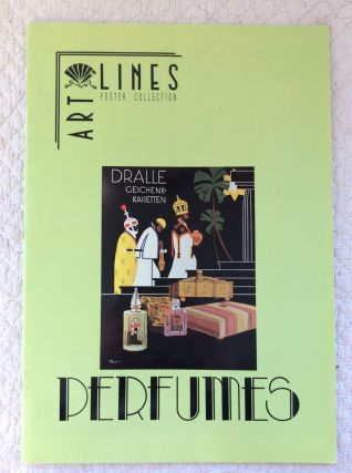 ARTLINES POSTER COLLECTION: PERFUMES