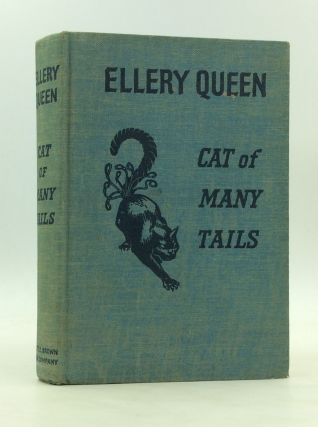 CAT OF MANY TAILS. Ellery Queen