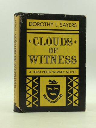 CLOUDS OF WITNESS. Dorothy L. Sayers