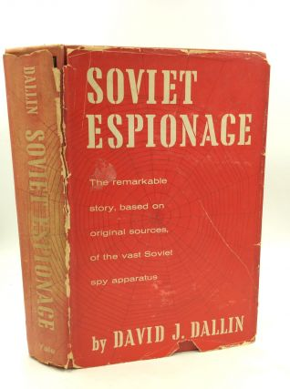 SOVIET ESPIONAGE. David J. Dallin