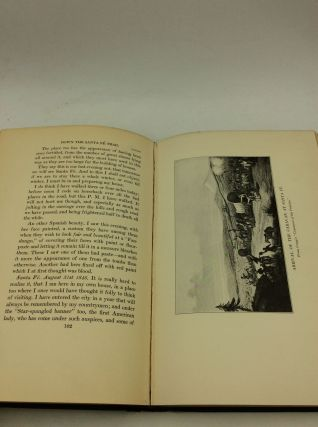 DOWN THE SANTA FE TRAIL AND INTO MEXICO: The Diary of Susan Shelby Magoffin 1846-1847