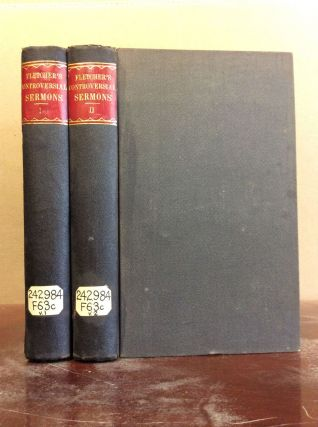 SERMONS On the Four Marks of the Church [complete set]. D. D. Rev. John Fletcher.